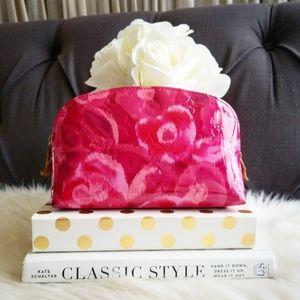 Louis Vuitton Pink Ikat Vernis Cosmetic Case